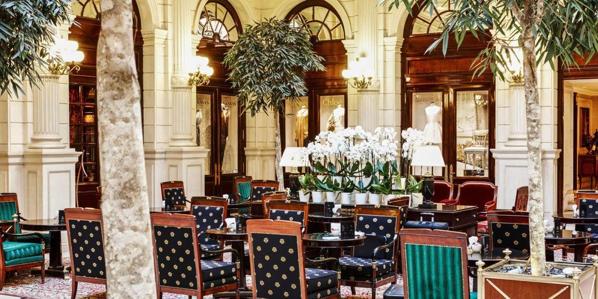Intercontinental Paris le Grand - Lobby 2