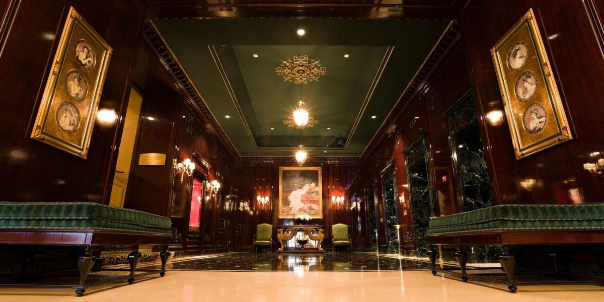 Intercontinental Paris le Grand - Lobby