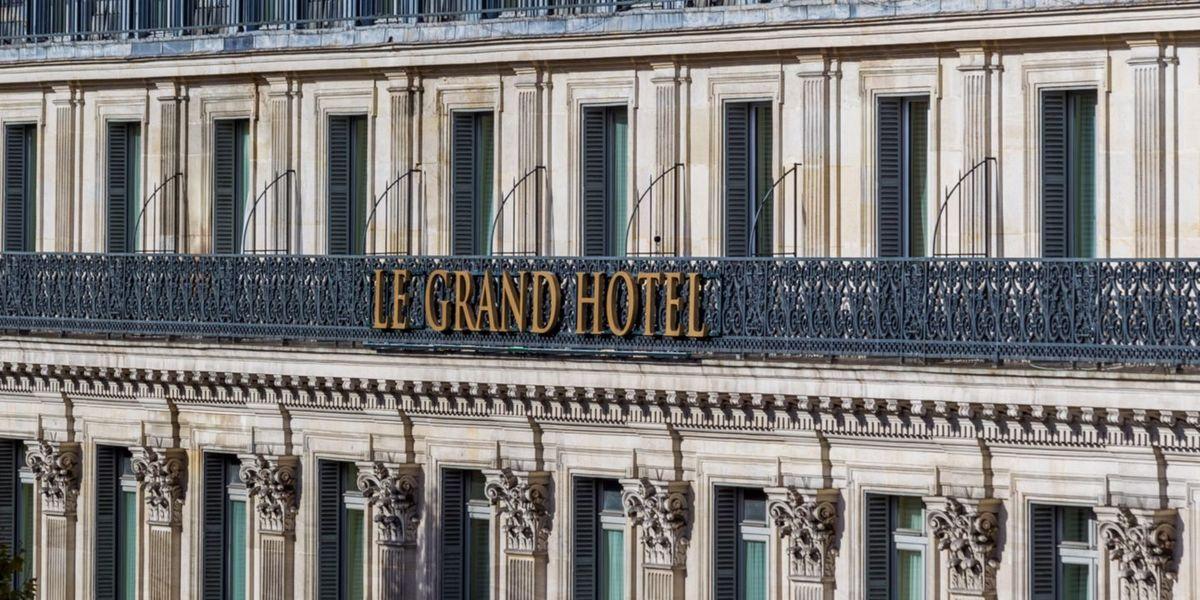 Intercontinental Paris le Grand - Façade de l'hôtel 4