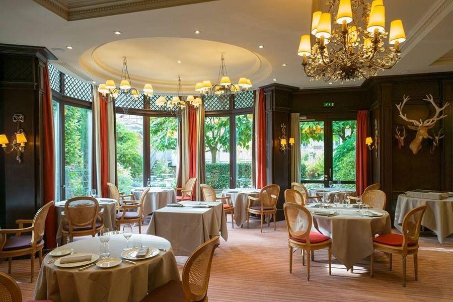 Etangs de Corot - Le Corot, Restaurant gastronomique