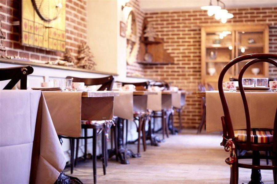 Etangs de Corot - Café des artistes