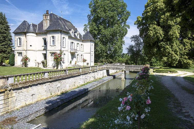 Château de Limé - Château