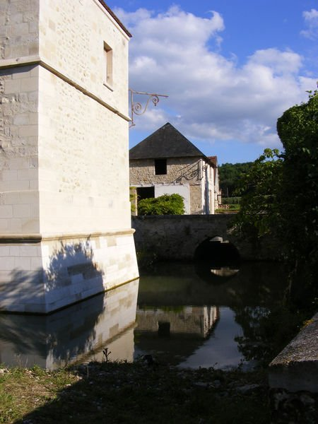 Château de Limé - Château 1