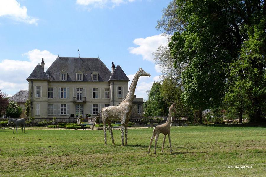 Château de Limé - Parc