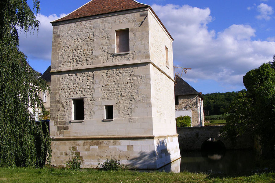 Château de Limé - Extérieur