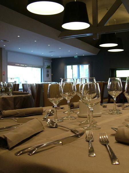 Cap Hornu Hôtel Restaurant - Salle