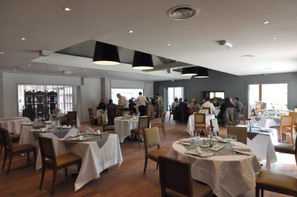 Cap Hornu Hôtel Restaurant - Salle 9