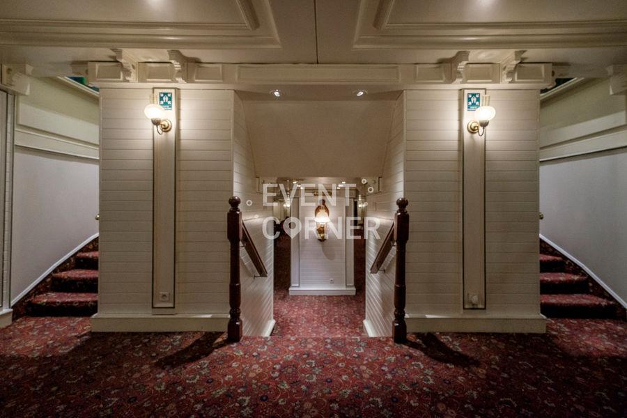 Bateau Louisiane Belle - Hall d'entrée