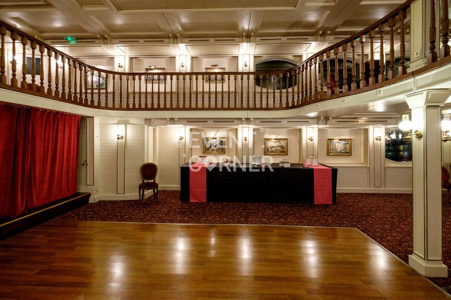 Bateau Louisiane Belle - Piste de danse