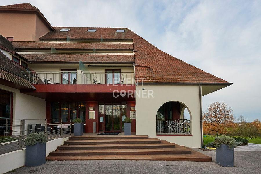Hôtel Best Western L'Orée - Entrée