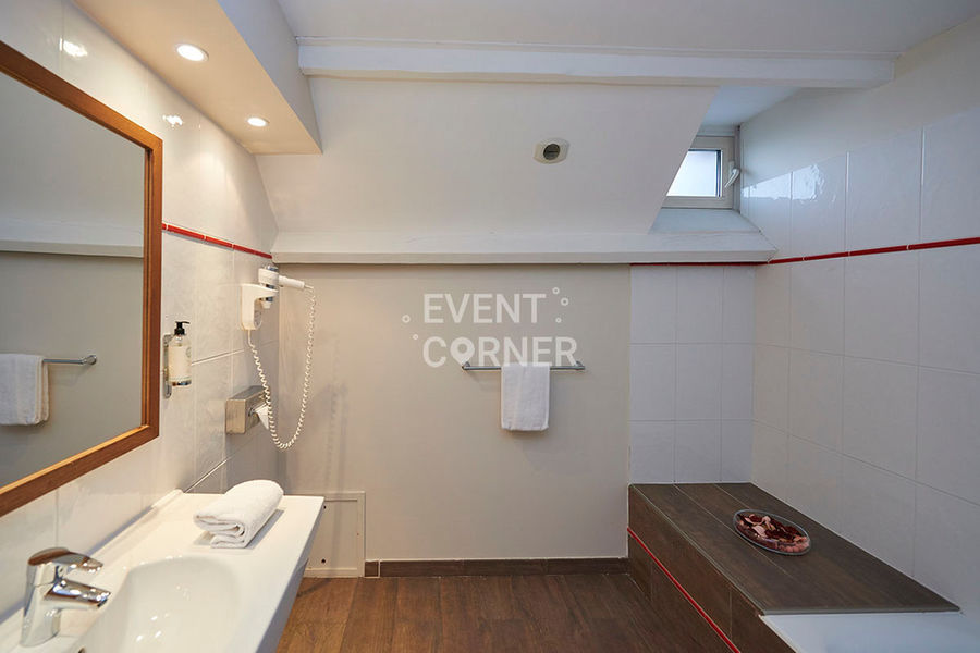 Hôtel Best Western L'Orée - Salle de bain