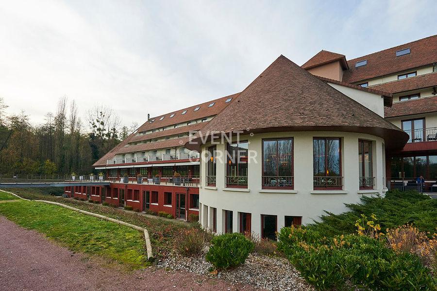 Hôtel Best Western L'Orée - Façade 3