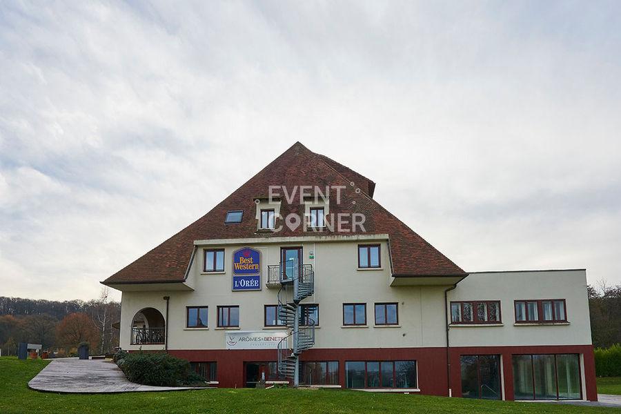 Hôtel Best Western L'Orée - Façade 4