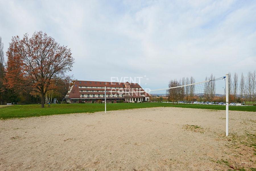 Hôtel Best Western L'Orée - Beach Volley