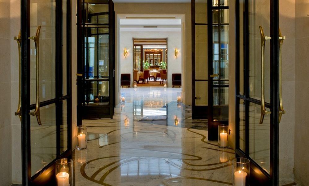 Hôtel Burgundy - Hall d'entrée