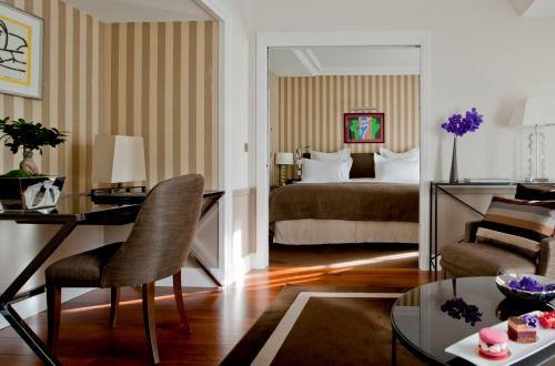 Hôtel Burgundy - Suite Vendôme