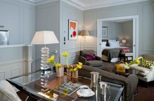 Hôtel Burgundy - Suite Tuileries
