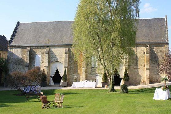 Salle séminaire  - Domaine des Pommerieux