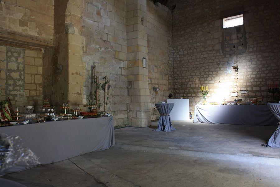 Domaine des Pommerieux - Cocktail dans la Grange