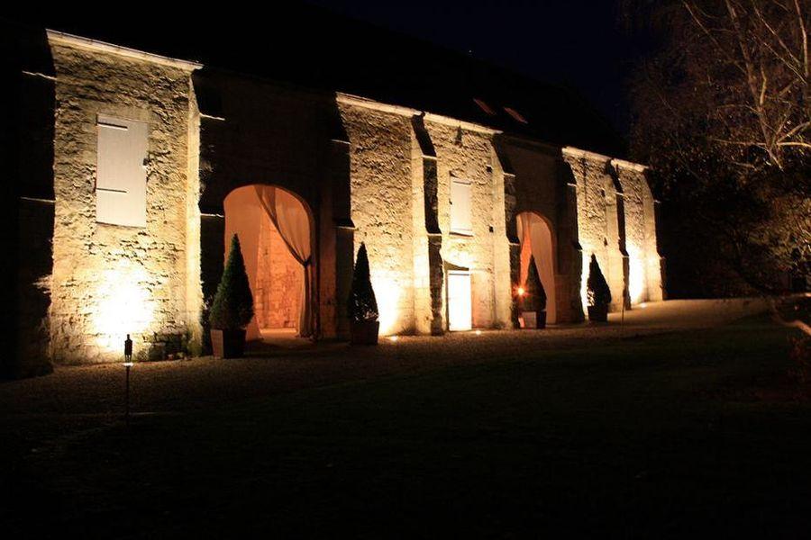 Domaine des Pommerieux - Grange du nuit
