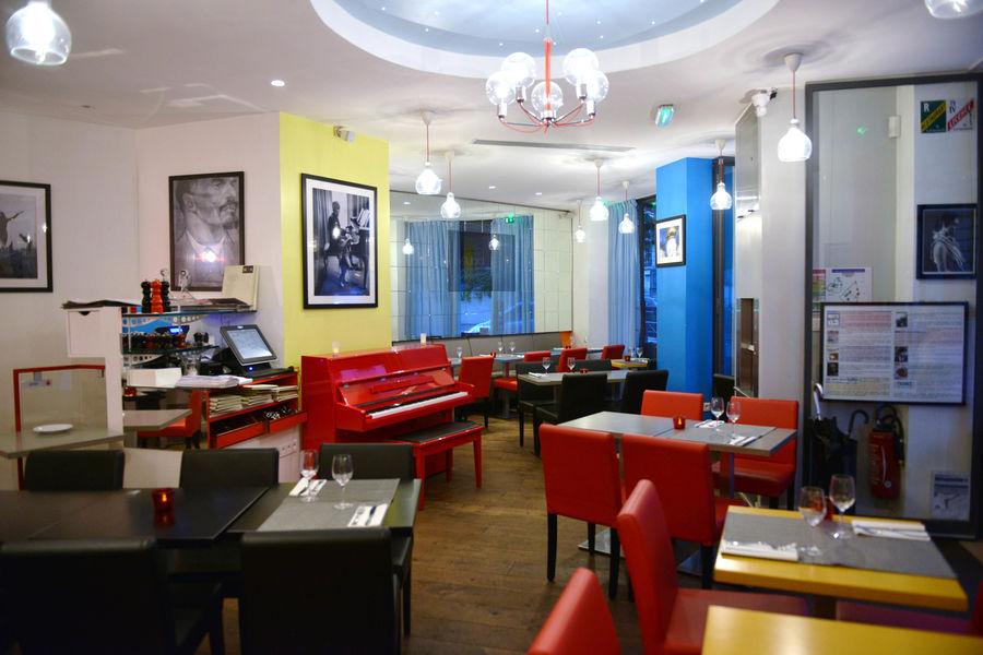 Restaurant IKRA - Restaurant 3