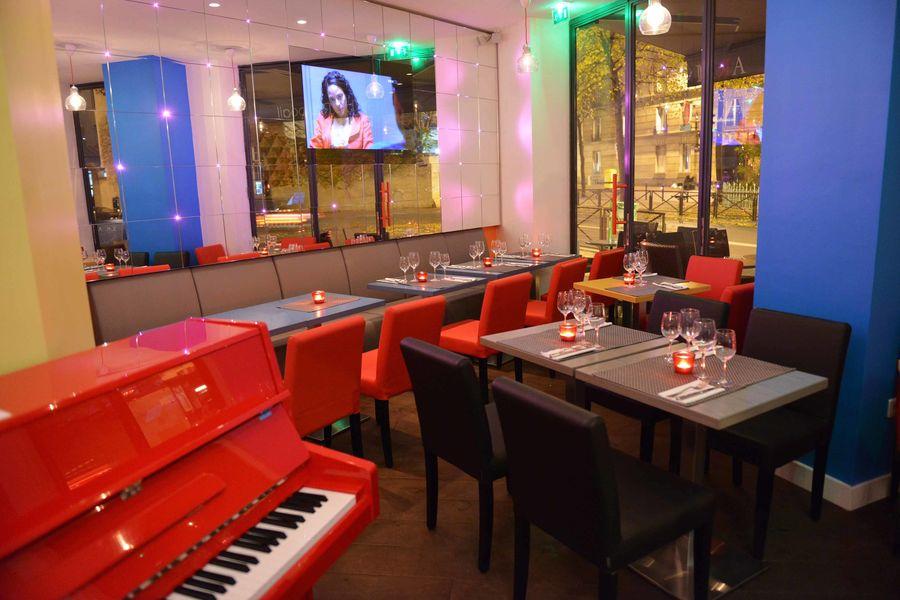 Restaurant IKRA - Restaurant 6