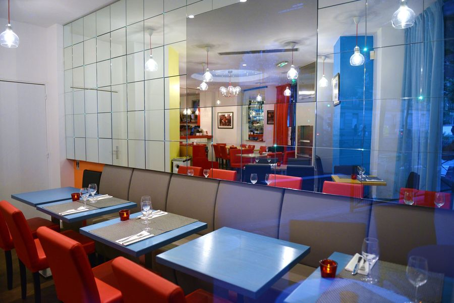 Restaurant IKRA - Restaurant 4