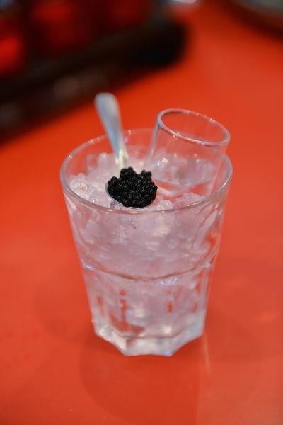 Restaurant IKRA - Vodka et Caviar