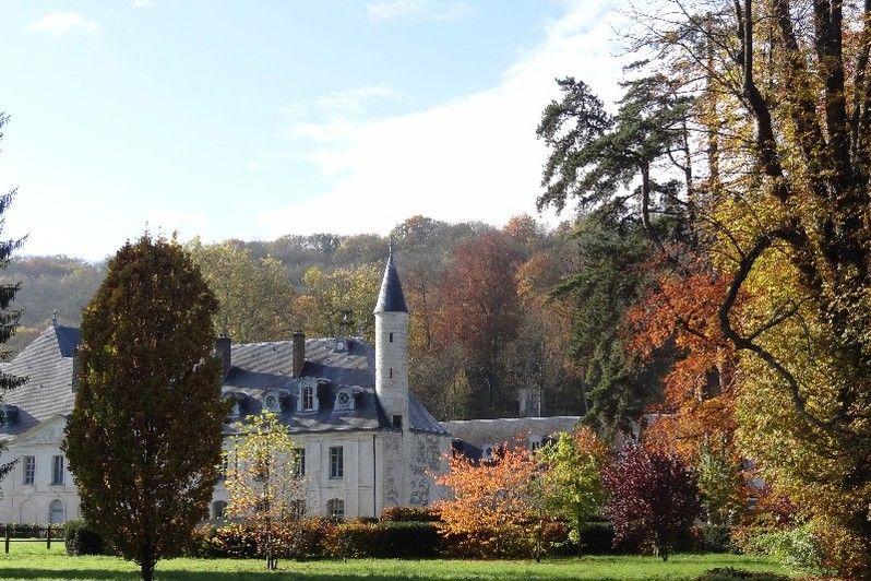 Abbaye du Valasse - Tourelle