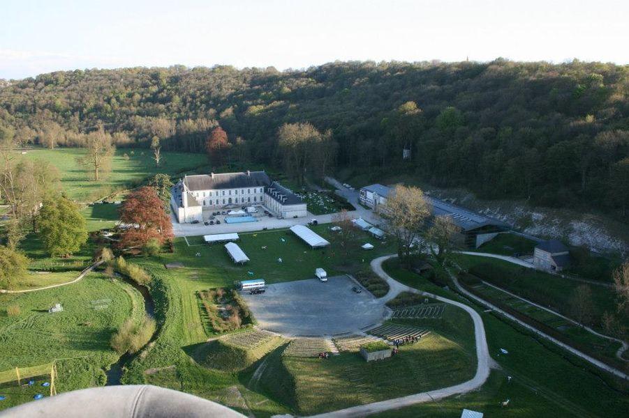 Abbaye du Valasse - Domaine