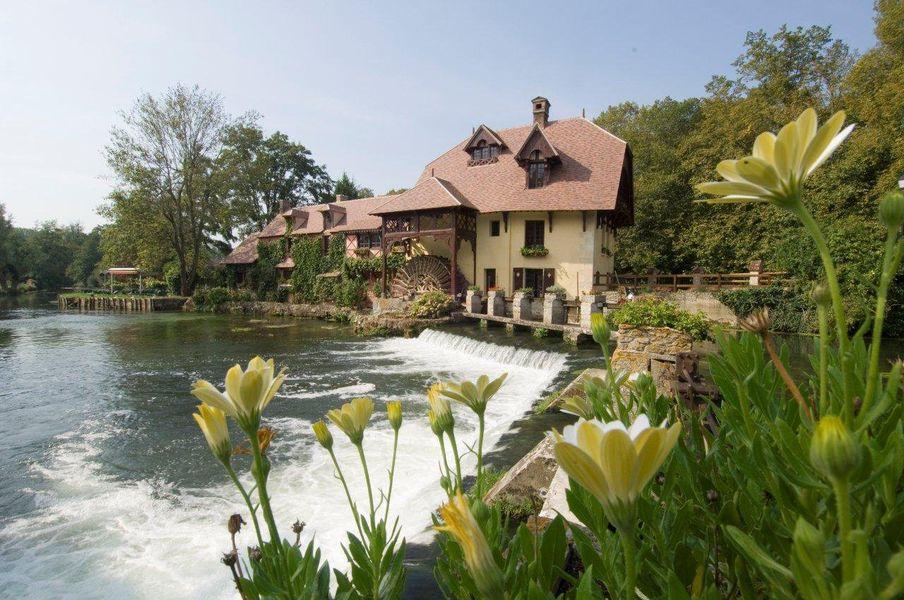 Moulin de Fourges - Domaine 4