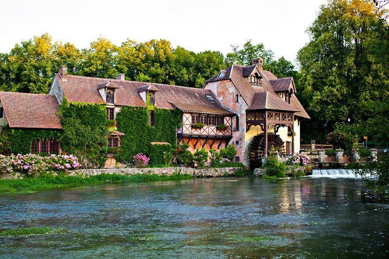 Moulin de Fourges - Moulin