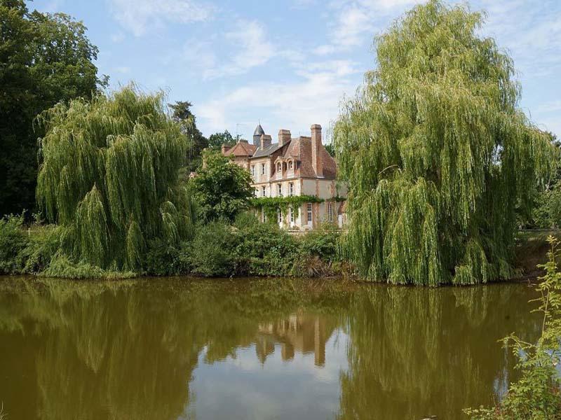 Domaine de la Petite Haye - Château 77