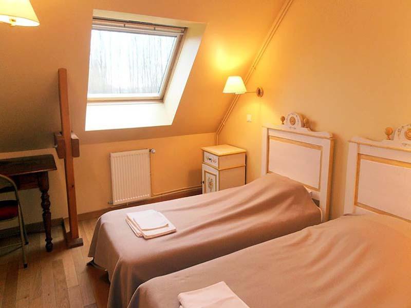 Domaine de la Petite Haye - Chambre