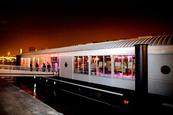 Salle séminaire  - Restaurant Le Café Barge