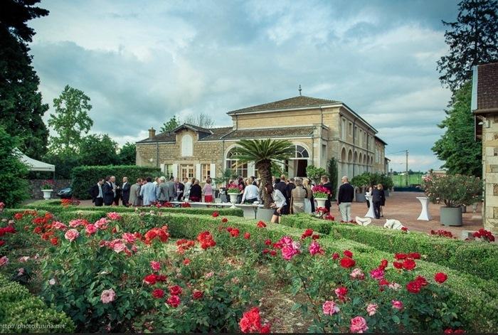 Château des Ravatys - Jardin