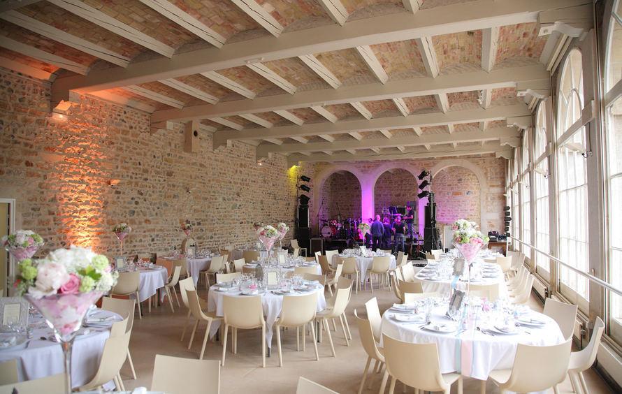 Château des Ravatys - Salle de réception 3