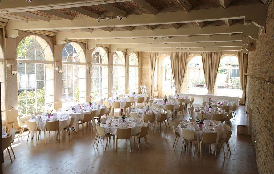 Château des Ravatys - Salle de réception 7