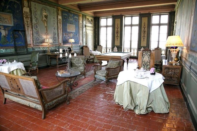 Château de Saint Trys - Salon privé