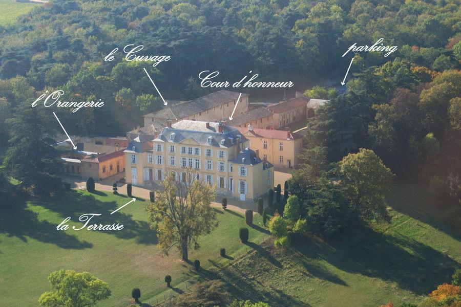 Plan du Château