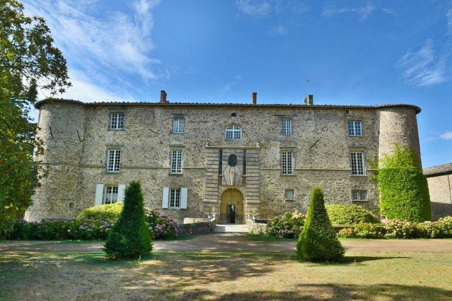 Domaine de Chassagny - Façade