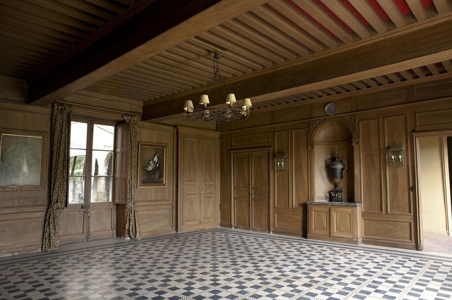 Domaine de Chassagny - Grand Vestibule 1