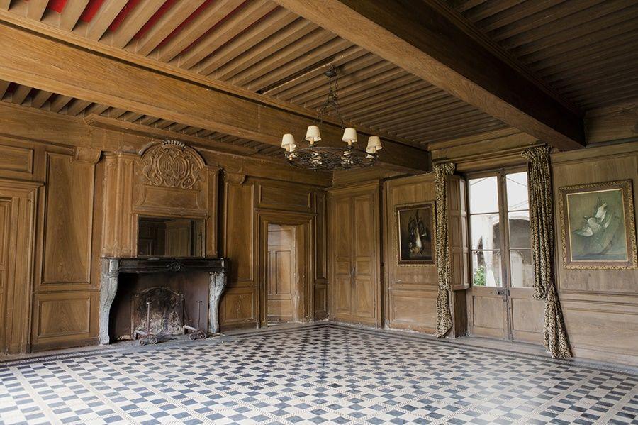 Domaine de Chassagny - Grand Vestibule 3