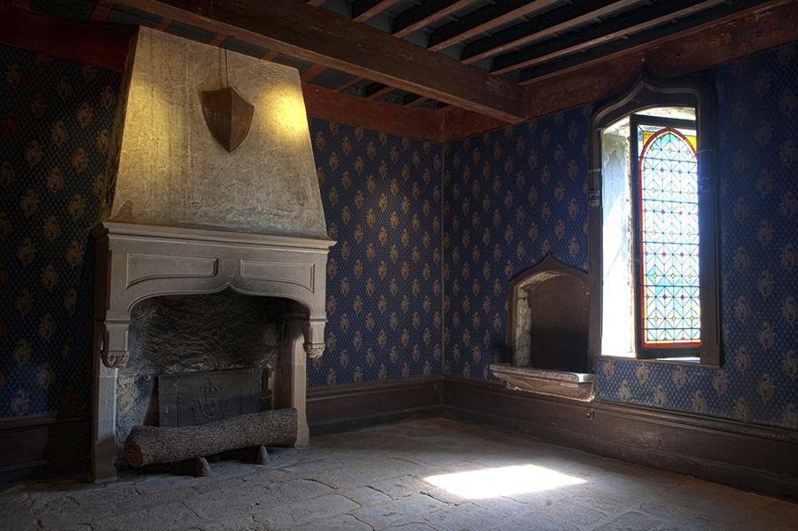 Domaine de Chassagny - Salle d'Armes 2