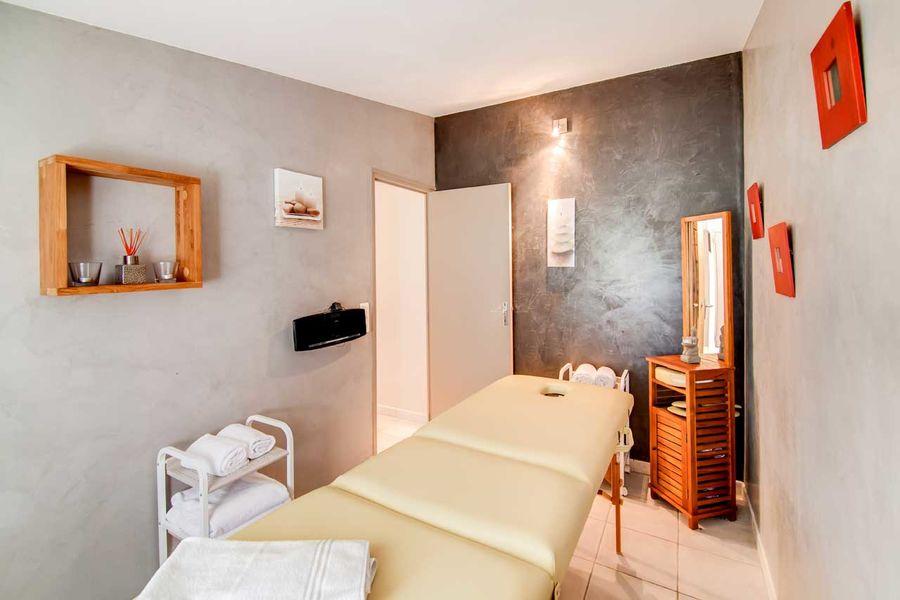 Manoir de la Roseraie - Espace Massages