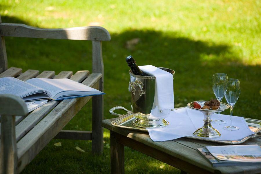 Manoir de la Roseraie - Jardin du Manoir 2