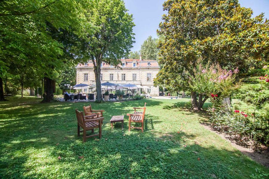Manoir de la Roseraie - Jardin du Manoir