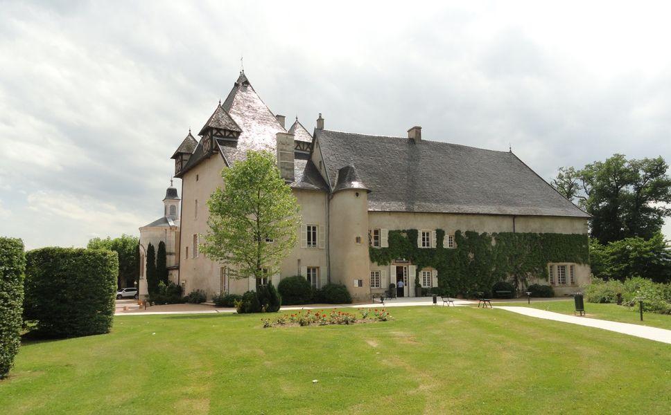 Château de Pizay - Château 4