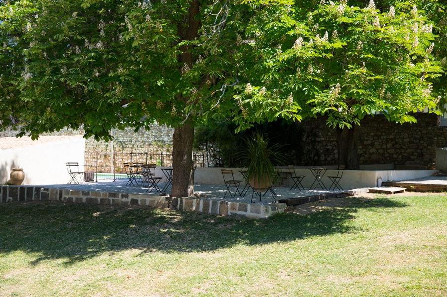 Domaine & Cie - Terrasse 2