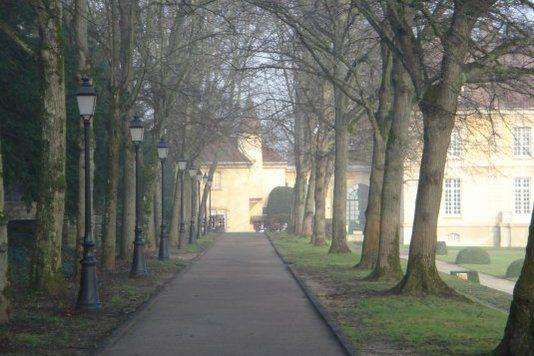 Orangerie de Sébastien - Allée de l'Orangerie